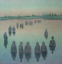 Marie Ban Dawn in Ganga