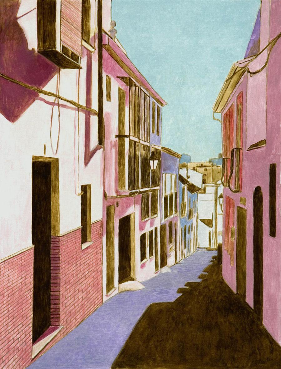 Marie Ban Estepona Street