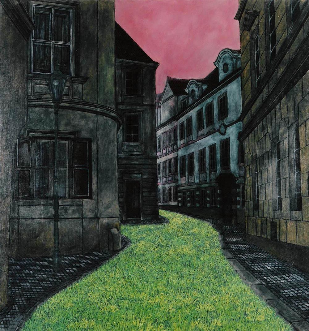 Marie Ban Prague in the Dream