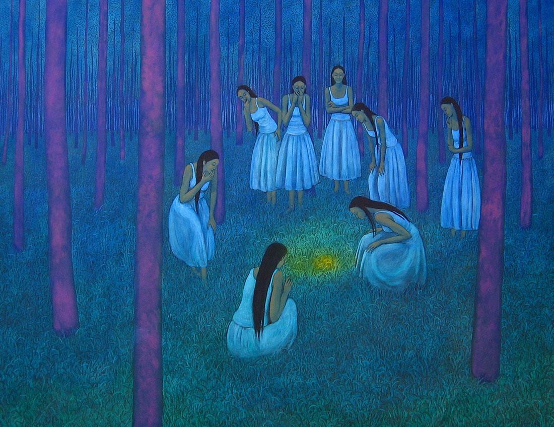 Marie Ban El secreto del bosque