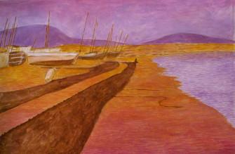 Marie Ban rybářské sítě