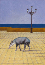 Marie Ban Tapir on the Walk