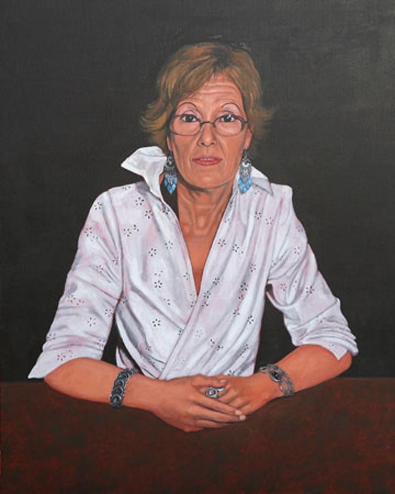 Marie Ban Portrait 1