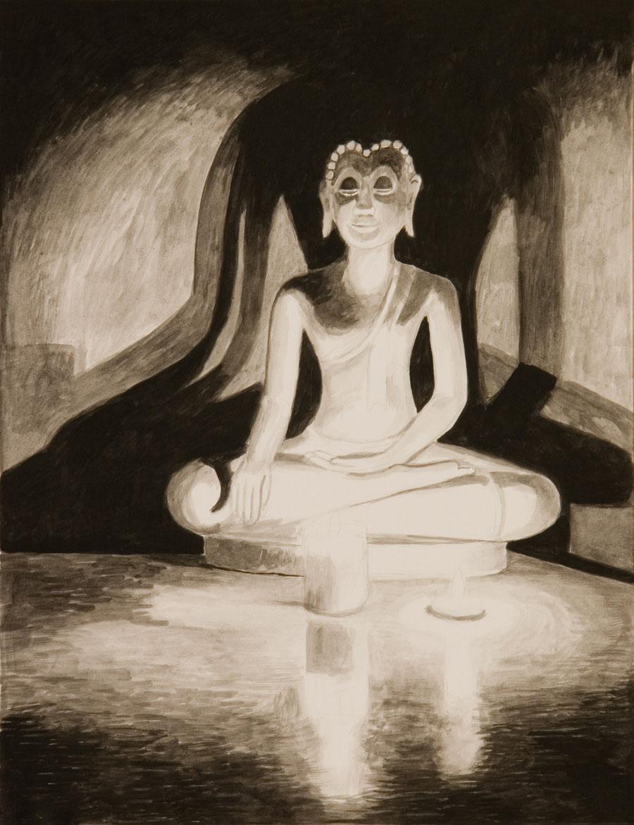 Marie Ban Buddha