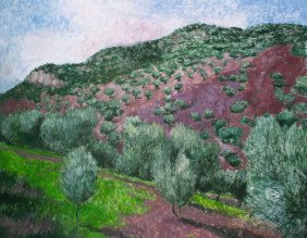 Marie Ban Olive Trees