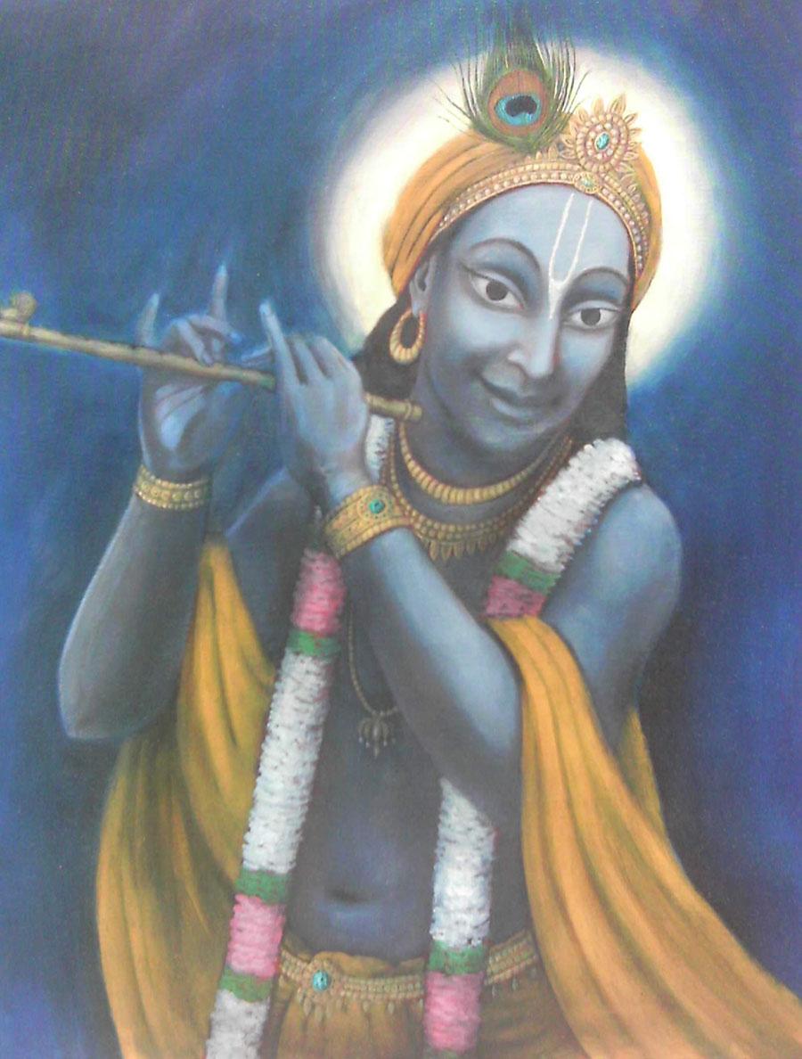 Marie Ban Shri Krishna