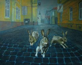 Rabbits from Mladá Boleslav