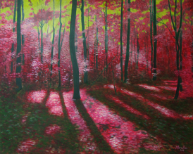Marie Ban, Forest Path