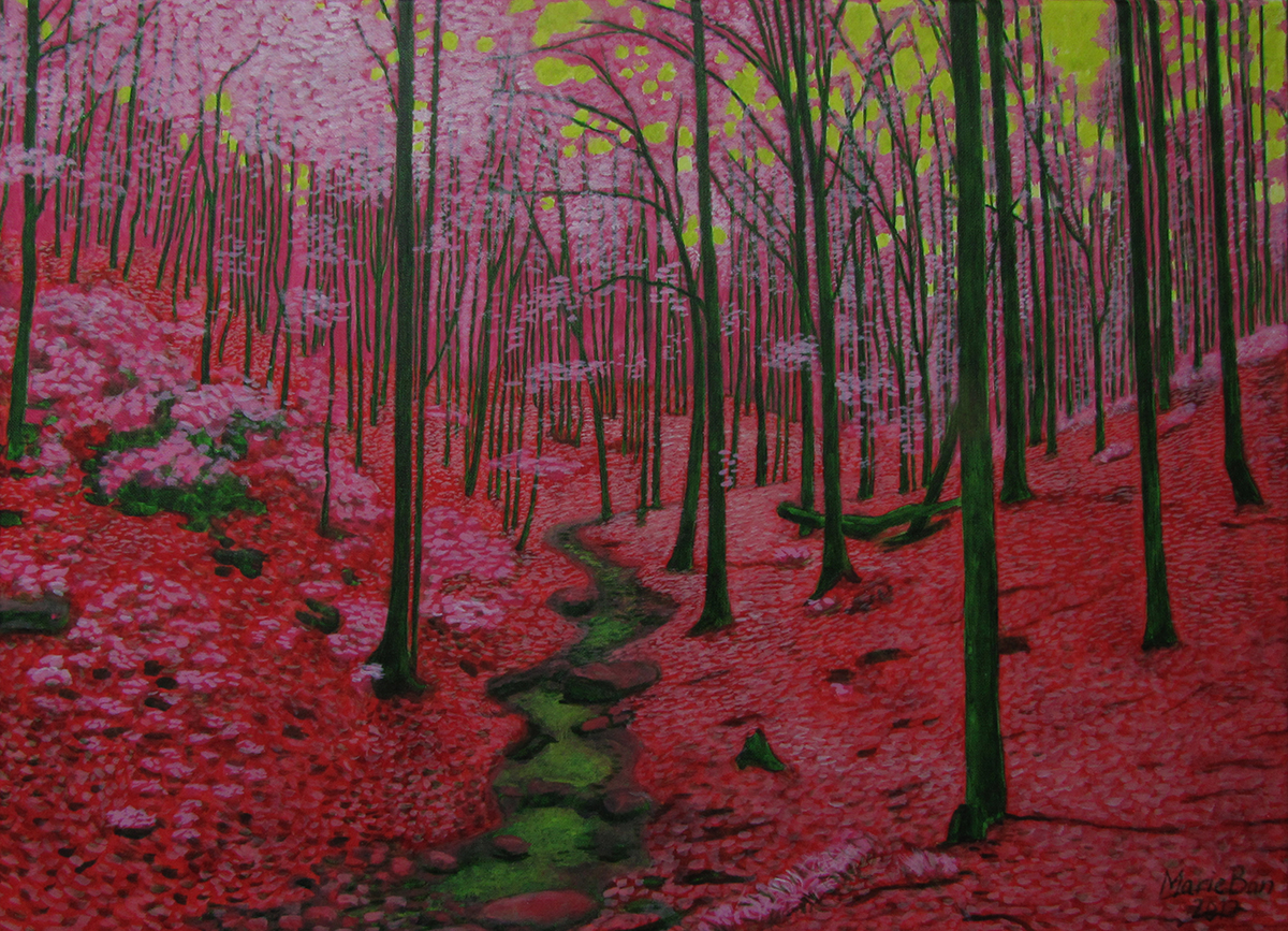 Marie Ban - Red Forest