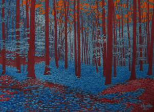 Marie Ban - Modrý les