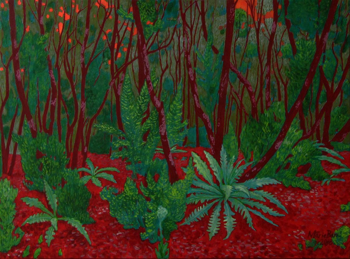 Marie Ban - A Small Jungle